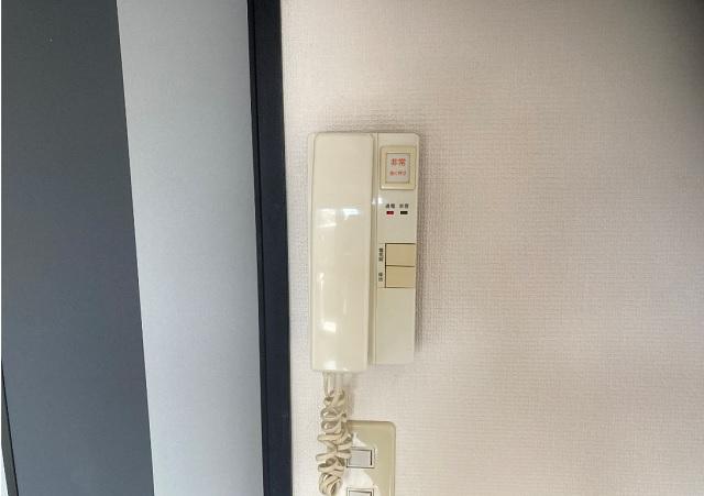 室内インターフォン受話器